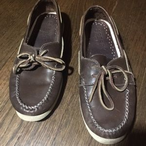 Sperry Top Sider A/O Wedge Boat Shoe